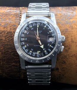 Glycine Airman Automatic Pilot Watch pat. 314050   Wristwatch