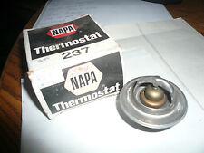Napa 237 Thermostat 192 - 195 Degree 13349 33259 Pontiac Chevy GMC Chrysler