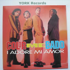 """COLOR ME BADD - I Adore Mi Amor - Excellent Condition 12"""" Single Giant W 0067T"""