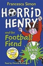 Horrid Henry and the Football Fiend (Horrid Henry Early Reader), Simon, Francesc