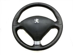 Volant de direction Airbagvolant pour Peugeot 407 SW 6E 08-11 96445891ZD