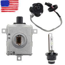 HID Xenon Ballast D2S Bulb & Igniter For ACURA TL TL-S TSX ILX ZDX RDX MDX CSX