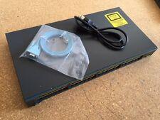 Cisco WS-C2960-48TT-L Catalyst 2960 48 10/100 + 2 1000BT LAN Base Image Switch