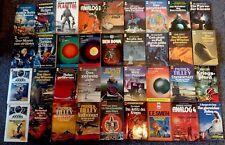 36 Science Fiction Taschenbücher