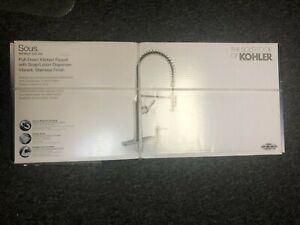 KOHLER Sous R10651-SD-VS