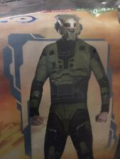 New Halo Master Chief Costume Man XL(40-42) Will Ship Priority Mail!