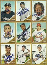 2011 Topps Heritage PRINCE FIELDER Signed Card RANGERS autograph BREWERS