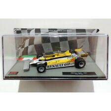 Renault RE30 F1 (1981) Alain Prost / Model IN Scale 1/43 Blister Sealed