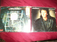 Chris Norman -  BREAK THE ICE  - 1989 POLYDOR - aus CD Sammlung