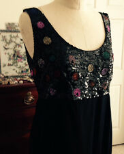 Christmes /New Year Formal evening Two pieces Dress and Coat Great  size 8