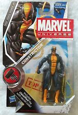 """MARVEL UNIVERSE SERIES 2 #25 """"CONSTRICTOR"""" 3.75"""" INCH ACTION FIGURE MOC NEW"""
