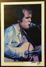 1969 Tim Hardin Woodstock Photo By Elliott Landy For Wally Tax Dutch Outsiders