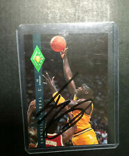New listing Autographed Shaquille O'Neal Signed card Certified COA 1992 Classic Games Shaq