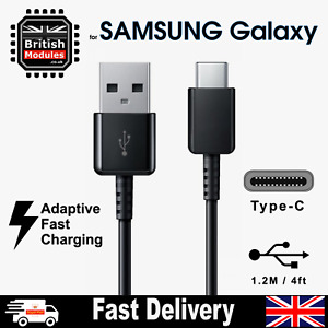 Fast Charger USB Type-C Cable for Samsung Galaxy S8 Cable Sync Charging Lead