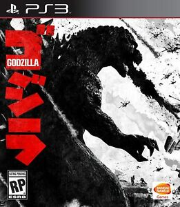 Godzilla - PS3 - (Digital Copy)