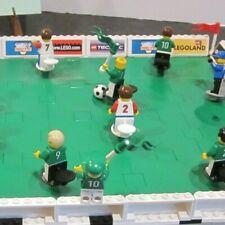 VTG LEGO SET 3409 SOCCER CHAMPIONSHIP CHALLENGE FOOTBALL FUBOL NEAR COMPLETE