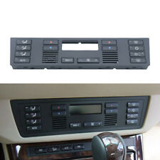 A/C Control Panel Replacement Buttons 64116915812 For BMW E39 E53 X5