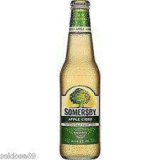 24 Flaschen Somersby Apple Cider a 0,33L 4,5% Refresching Crisp Taste