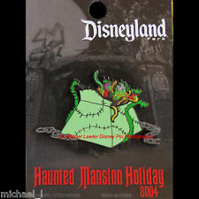 Disney Hmh Nightmare Before Christmas Oogie Boogie'S Bug Bag Surprise Pin *Moc*