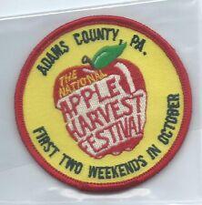 Adams County PA Apple Harvest Festival patch 3 in # 36