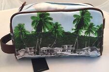 Ted Baker Printed Canvas Wash Bag
