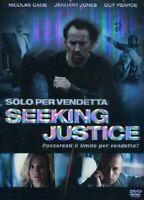 Solo per vendetta - Seeking Justice - DVD D002194
