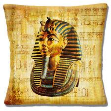 tutankamon máscara Funda de cojín 40.6x40.6cm 40cm egipcio Temática antigua