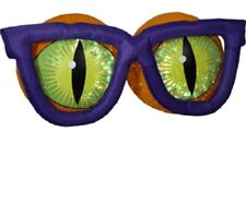 74913 Halloween Inflatable Outdoor Kaleidoscope Evil Eyes 6 ft NIB