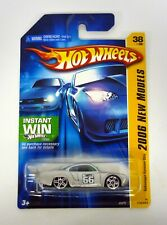 HOT WHEELS VOLKSWAGEN KARMANN GHIA #038 New Models 38/38 Die-Cast Car MOC 2006