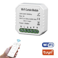 Tuya Smart Life WiFi Curtain Switch Module for Roller Shutter Electric Moto T6F3