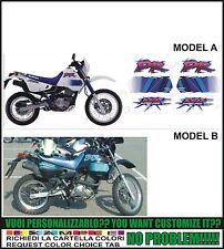 kit adesivi stickers compatibili dr 650 re 1994