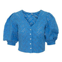 Pepe Jeans Women's Claudie Crop Shirt PN: PL303666