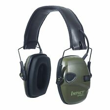Howard Leight R-01526 Impact Sport Electronic Shooting Earmuff -- New