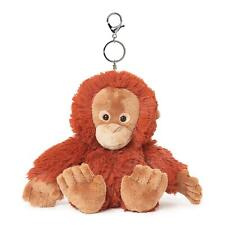 All Creatures Maximus the Orangutan Keyring and Bag Charm
