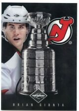 11/12 PANINI LIMITED STANLEY CUP WINNER BRIAN GIONTA 015/199 DEVILS *47181