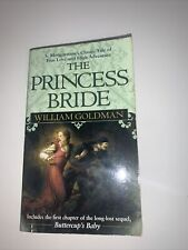 The Princess Bride Paperback 25th Anniversary Edition A Tale Of True Love