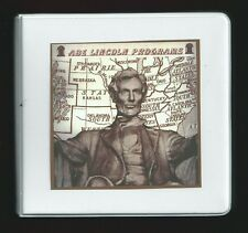 ABRAHAM LINCOLN 8 audio CD OTR original radio shows H Fonda R Massey C Sandburg