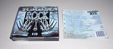 6CDs  100% Rock  Mike Oldfield, Meat Loaf, Kim Wilde u.a.  100.Tracks  2002  167