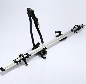 Aluminium Upright Car Roof Bike Bicycle Carrier / Fork Rack Roof Rack Mounted