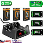 For Xbox One Xbox Series X S Controller Rechargeable Battery Pack Charging Dock