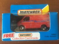 Matchbox Ford Transit Van MB60 in original box