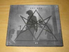 ZOS KIA - 23 2xcd coil Psychic TV Throbbing Gristle Nurse with Wound current 93