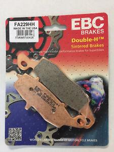 EBC FA229HH Sinter-Bremsbeläge für Kawasaki Suzuki (Anpassungsliste)