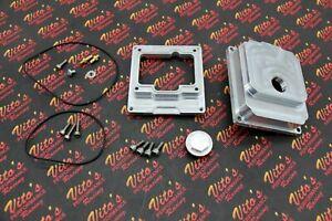 1 x KEIHIN PWK billet aluminum carb carburetor bowls OVERSIZED Version 2 update