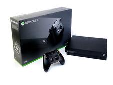 Microsoft Xbox ONE X Konsole - 1TB - Schwarz + Controller Scorpio 4K UltraHD