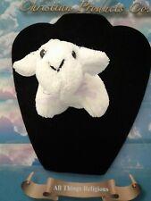 Plush Religious Jesus Lamb stuffed animal toy