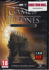 GAME OF THRONES - PC Windows - NUOVO