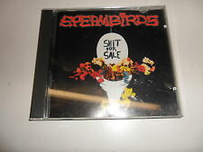Cd   Spermbirds  ‎– Shit For Sale