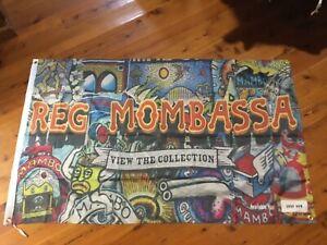 Mambo Reg Mombassa colour poster print wall hanging Man cave banner home decor