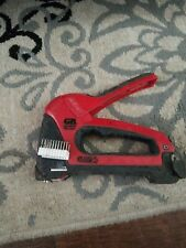 GB CABLE BOSS STAPLER MSG-500 FENCING CONSTRUCTION FARM ELECTRICIAL WIREING TOOL